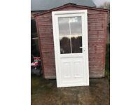 PVC door and windows