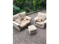 2 seater and armchair free free free free
