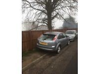 Ford Focus top of range leather seats low miles