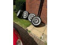 Porsche GT cup wheels