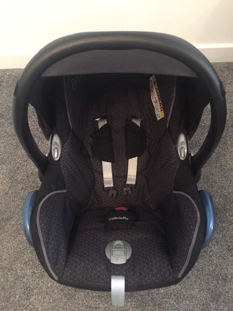 Cabriofix maxi cosi car seat | in Taunton, Somerset | Gumtree