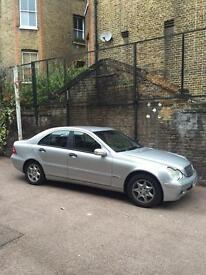 CHEAP Mercedes C200 EXCELLENT CONDITION £1200 BARGAIN URGENT SALE
