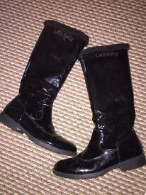 Lelli Kelly boots, worn twice size4 (37)