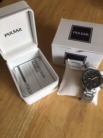 Pulsar watch ( Brand New Boxed )