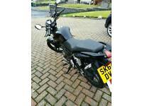 KSR Worx 125cc 2014
