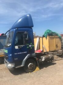 Daf LF 45 Breaking