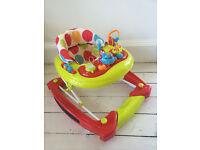 Red Kite Baby Go Round Twist Walker GREAT CONDITION!