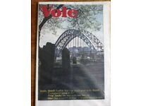 Vole Magazine Volume IV No7 Jy 1981.