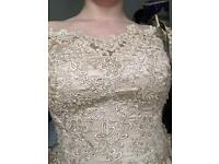 For sell new wedding dress