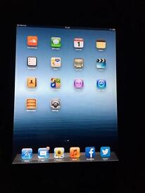 iPad 3G 32GB 3G and wifi slight fault but working