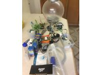 Biorb aquarium and accessories