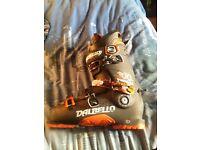 (ALLMOST NEW) Dalbello panterra 100 skii boots size 9