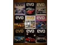 Evo Magazine Collectors Issues 101-109