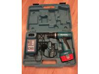 makita drill 14.4 volt boxed Including charger and battery very good condition