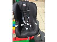 Britax car seat very good condition .