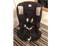 Brittax car seat, up to 4 years