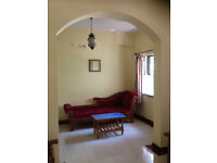 2 Bedroom Holiday Apartment in Goa - swimming pool, ground floor, conveninet location