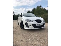 "2008 Seat Leon 1.4tsi - Btcc Body Kit - 18"" Seat Sport BBS Wheels - K1 Rear Diffuser -"