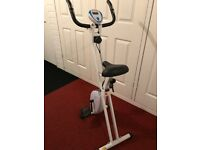 DEVINA MCCALL EXERCISE BIKE AS NEW - USED A COUPLE OF TIMES