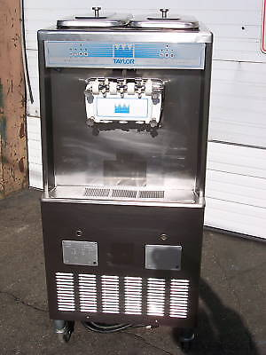 Taylor Soft Serve Ice Cream Machines 1-ph.water-cooled Air-cooled