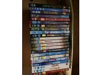 Kids/family dvds
