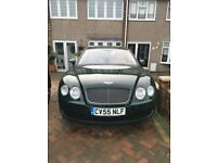 bentley continental flying spur px swap