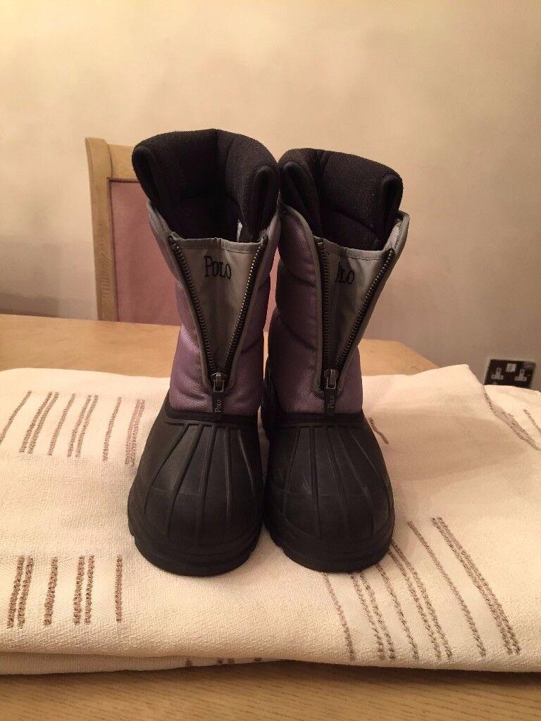 Ralph Lauren Winter Boots