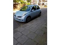 Automatic nissan micra 5 door