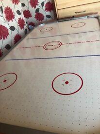 air hockey table full size