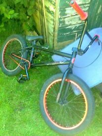 kink kerb - bmx bike for sale - a cool bike