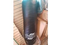 4ft heavy Boxing bag for sale - good as new!