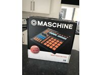 Native Instruments - Maschine MK1 + Original Software - Boxed, Used Condition