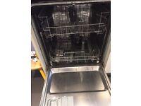 Electrolux Dishwasher bought 2013