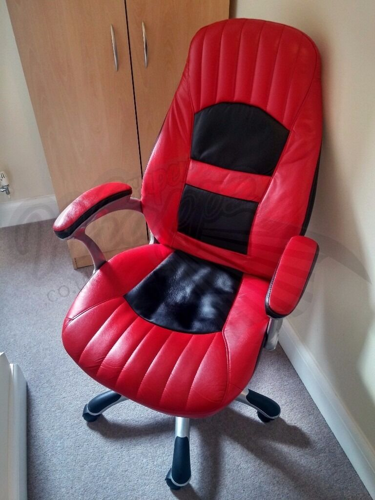 Outstanding Big Tall Racing Red Leather Gaming Chair Reclining Beatyapartments Chair Design Images Beatyapartmentscom