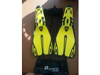 SeaFor Dolphin Flippers - Size: M/L 40/41 (Size: 7/8)