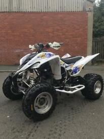 Raptor 350r road legal 2007 (57) come take it today for £2500