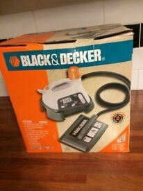 WALLPAPER STEAMER/STRIPPER, BLACK & DECKER USED ONCE, VERY GOOD WORKING ORDER