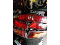 Civic rear lights