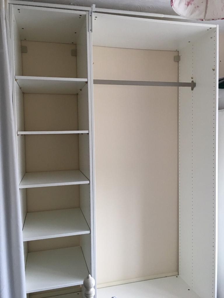 Ikea Schoenenkast Pax.Ikea Pax Shelf Homestory Mein Ankleideraum Interior Inspiration