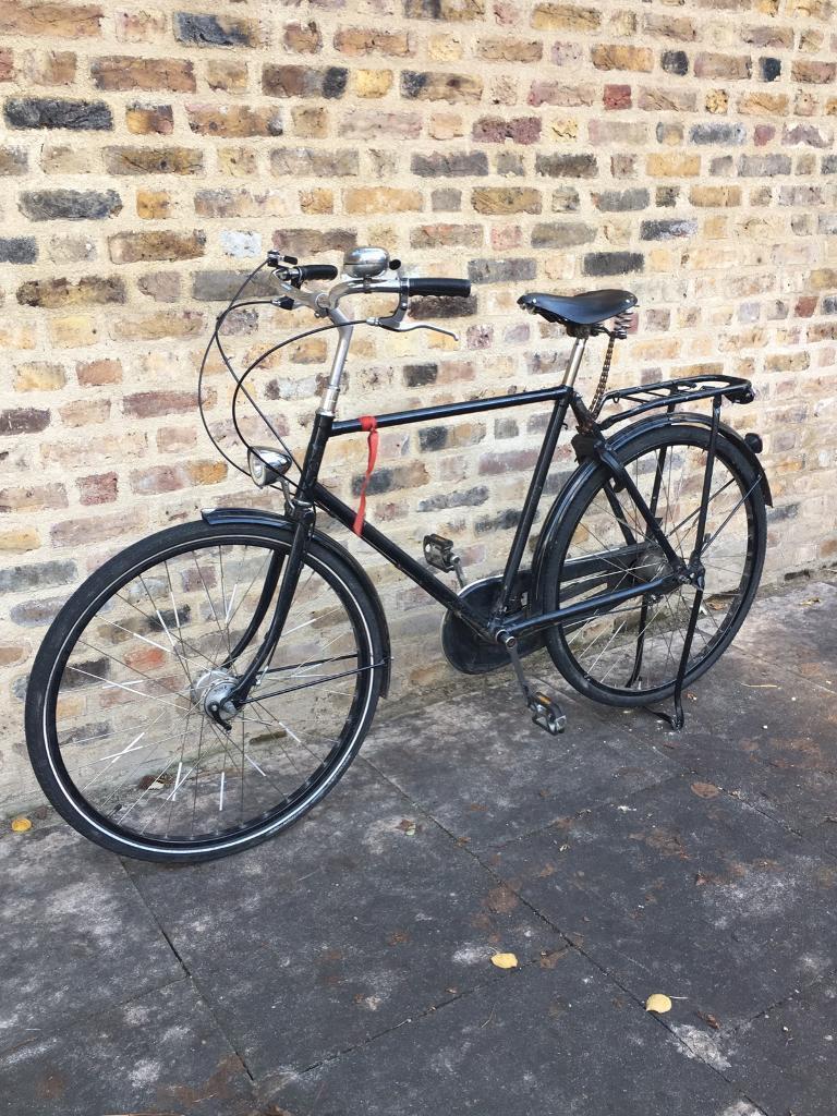 Pashley Sovereign Gentlemen's Roadster Bicycle