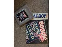 Boggle game boy game