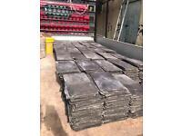 Reclaim roof slates