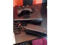 Xbox 360 500Gb, gaming chair and games