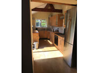 Complete kitchen and appliances, in beech