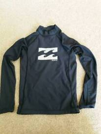 Boys rash vests