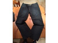 Brand New Ladies Draggin Jeans With Kevlar