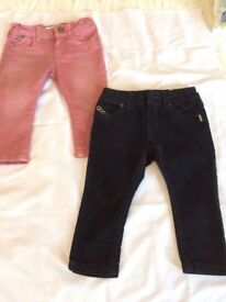 Tommy Hilfiger baby trousers
