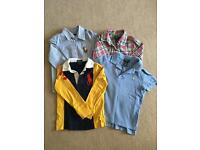 Ralph Lauren shirts boys size 5
