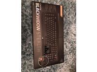 Razer Black Widow Stealth gaming keyboard