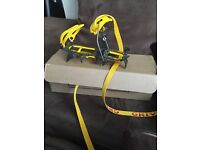 Grivel Mont Blanc Airtech Newmatic Crampons